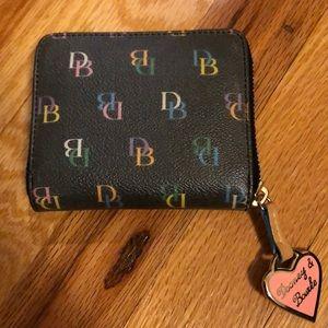 Dooney & Bourke Black Wallet